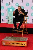 LOS ANGELES - APR 12:  Jerry Lewis at the Jerry Lewis Hand and Footprint Ceremony at TCL Chinese The