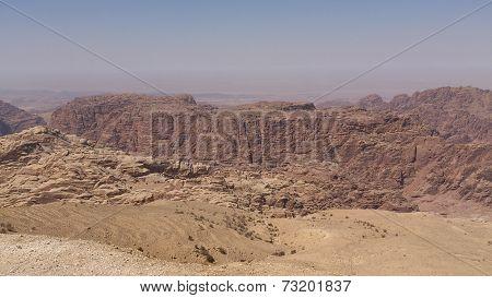Jordan Road to Petra