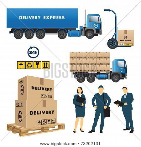 Delivery And Shipment Service