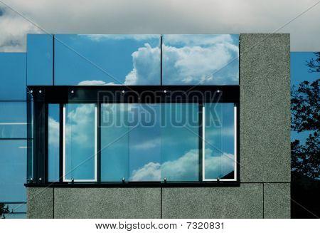 Reflexão de Bauhaus Dessau