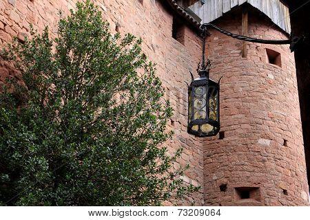 Chateau du Haut-Koenigsbourg, Alsace, France