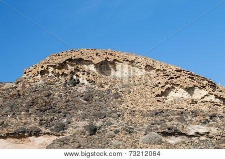Eroding Rocks, Fuerteventura