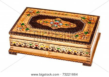 Beautiful Wooden Box