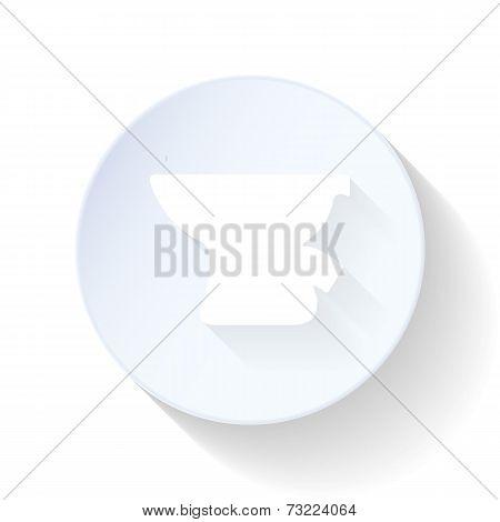 Bidet Flat Icon