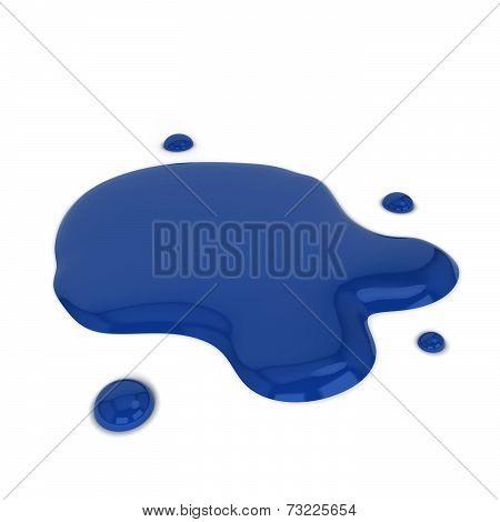 Blue Puddle