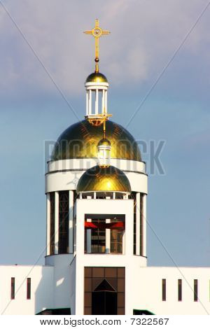 Golden copes of Kiev church