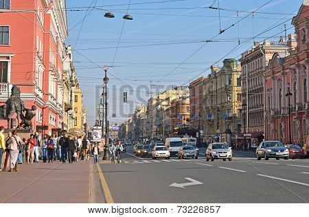 Saint-petersburg, Russia