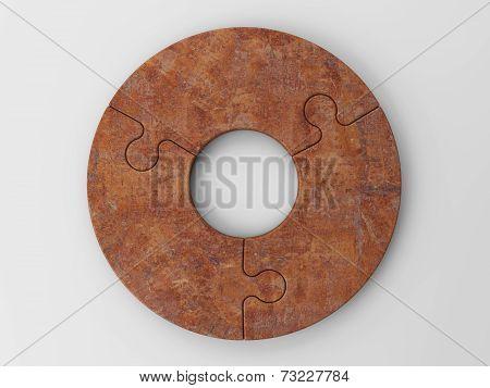 Puzzle Pieces To Place Concepts