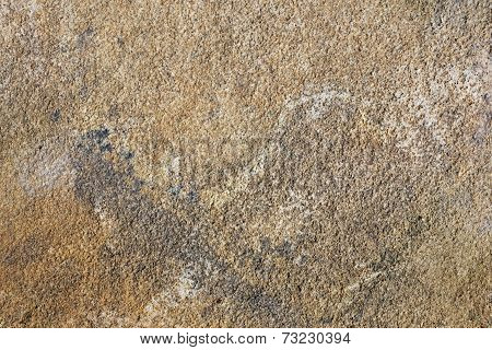 Crystalline Brown And Black Sandstone