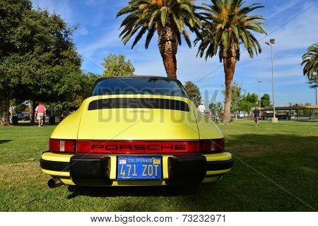 Porsche 911S Targa