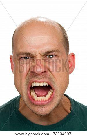 Angry Mad Man