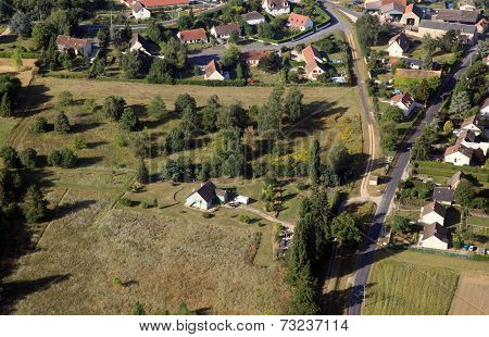 France Country Suburbs