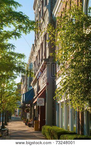 Petoskey Mitchell Street