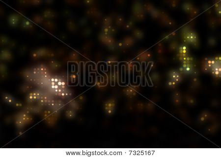 Abstract Party Lights