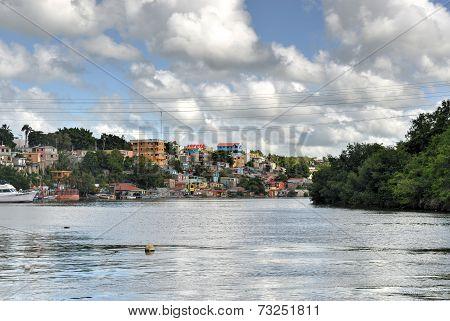 La Romana, Chavon River, Dominican Republic