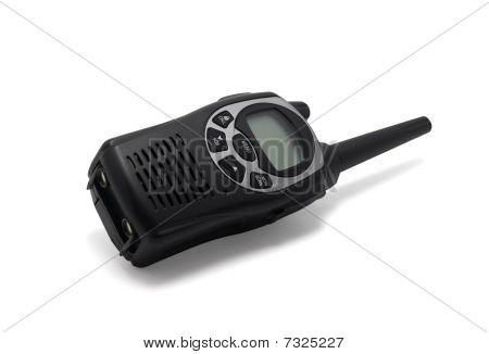 Black Walkie Talkie