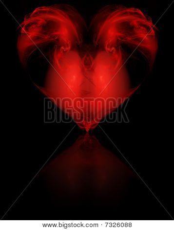 Valentine Hintergrund