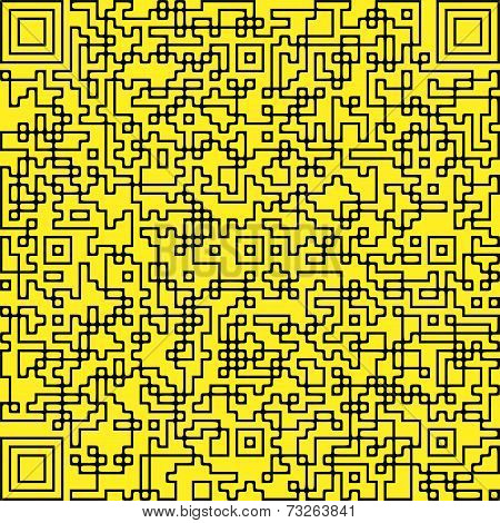 Illustration Qr Code