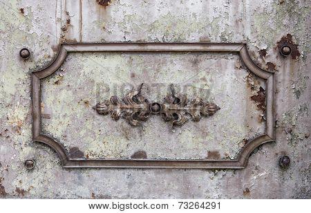 Metal Decoration Element