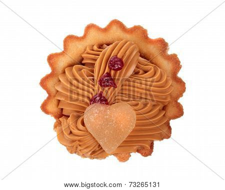 Tartlet With Butter Cream