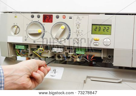 Fixing Gas Furnace