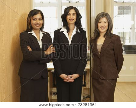 Portrait of Multi-ethnic businesswoman