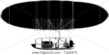 Vetor de Zeppelin 02