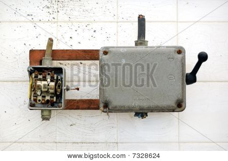 Broken Switch