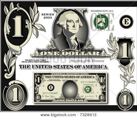 Miscellaneous dollar elements