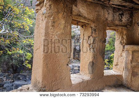 Ruins Wadi Bani Habib