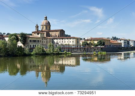Church Frediano Castello