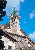 foto of chopin  - Cartujan Monastery Valldemossa Mallorca Balearic islands Spain - JPG