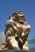 Gold Lion at MGM Las Vegas