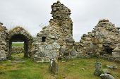 pic of na  - Teampall na Trianaid - Trinity Temple