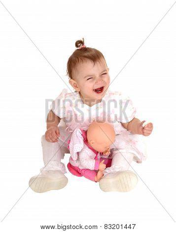 Happy Smiling Baby.