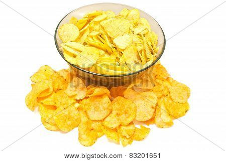 Different Potato Chips