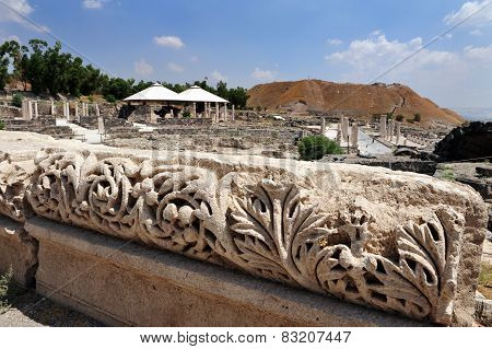 Travel Photos Of Israel - Ancient Beit Shean