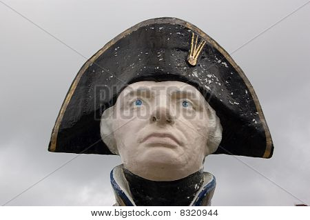 Admiral Lord Nelson Figurehead