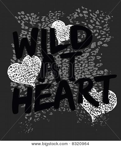 heart and lettering