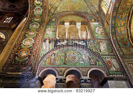 Ravenna Basilica Of St Vitale