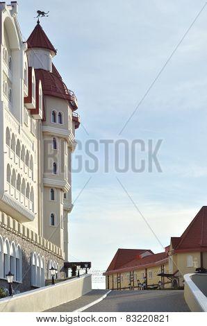 Bogatyr Hotel complex  in Sochi, Russia