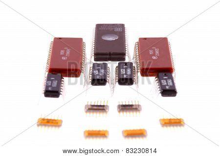 Processor radio