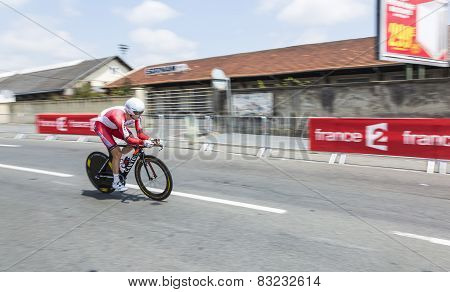 The Cyclist Alexander Kristoff