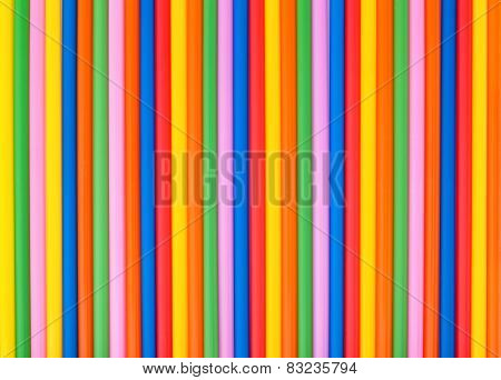 Colorful Straw