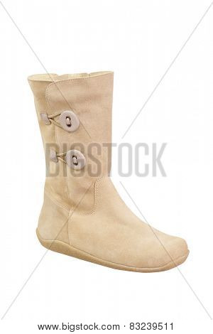 The image of a women's boots