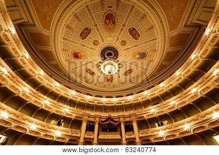 Dresden Opera House Indoor