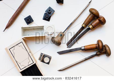 Printing Press Tools