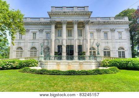 The Marble House - Newport, Rhode Island