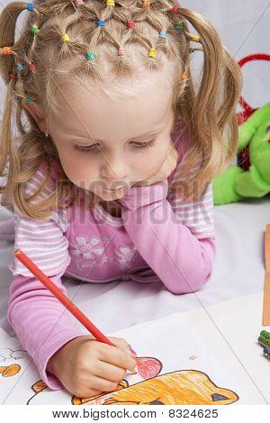 Serious Painter