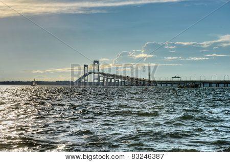Newport Bridge - Rhode Island